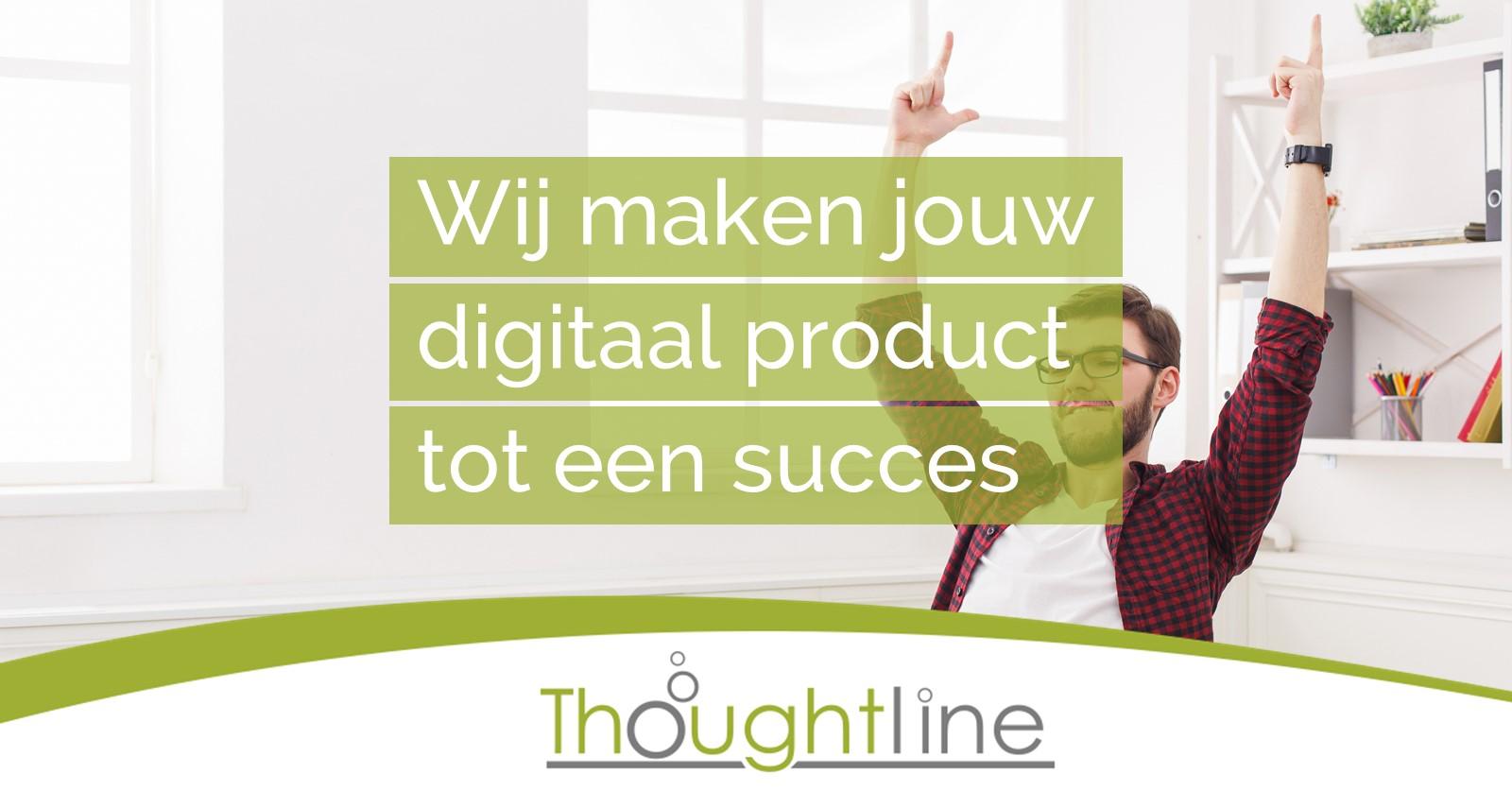 3. Wij maken jouw digitaal product tot een succes Facebook